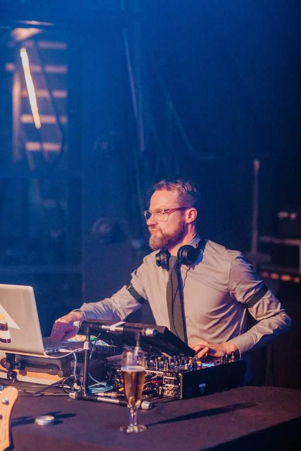 Event DJ Berlin Greg Oorange 2018 groovt im Kesselhaus