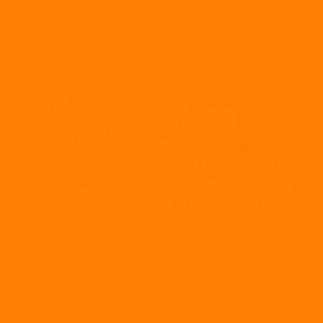 Logo Global Soil Week orange
