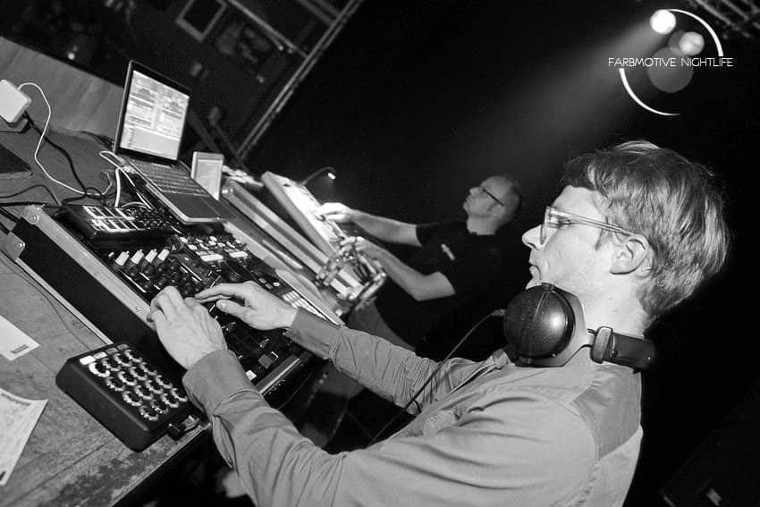 DJ Greg Oorange im Vamos Lüneburg