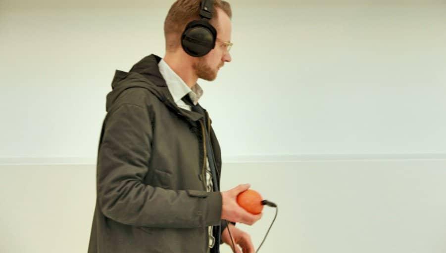 DJ Greg Oorange mit oPod