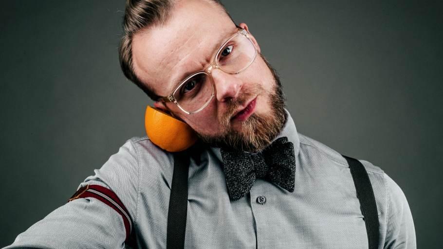 DJ Greg Oorange Profil Kopfhörer