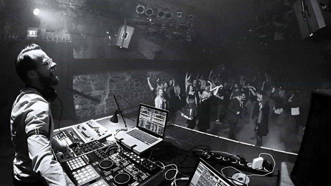 DJ buchen Berlin - Greg Oorange begeistert seine Gäste